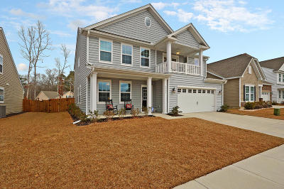 Ladson Single Family Home For Sale: 9793 Black Willow Lane