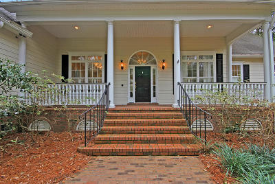 Ravenel Single Family Home For Sale: 5565 Middle Creek Road
