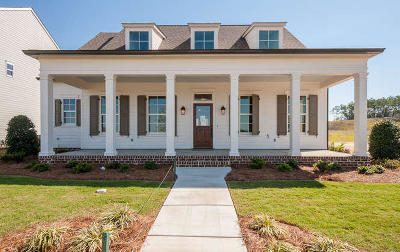 Ravenel Single Family Home Contingent: 4349 Lady Banks Lane