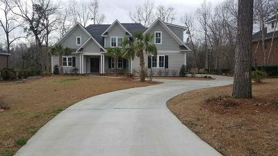North Charleston, West Ashley Single Family Home Contingent: 4147 Club Course Drive
