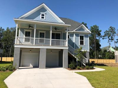 Mount Pleasant Single Family Home For Sale: 1216 Spottail Court