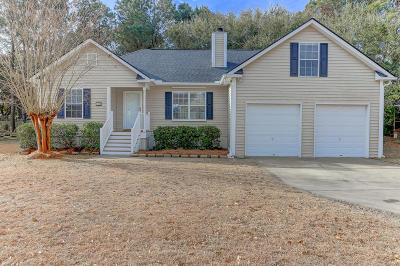 Single Family Home Contingent: 105 Sea Cotton Circle