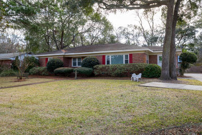 Mount Pleasant Single Family Home For Sale: 919 N Shem Drive