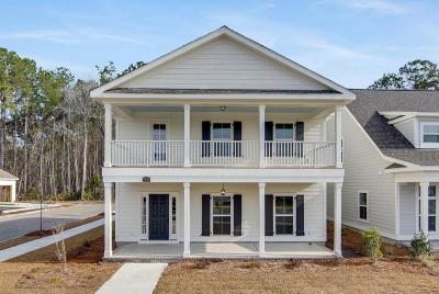 Johns Island Single Family Home For Sale: 1690 Sparkleberry Lane