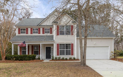 Single Family Home Contingent: 2118 Country Manor Drive