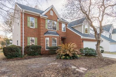 Mount Pleasant Single Family Home Contingent: 355 Jardinere Walk