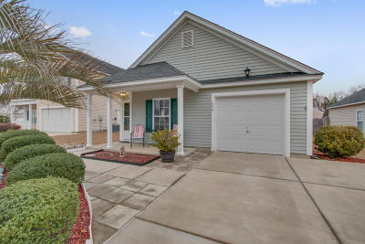 Goose Creek Single Family Home Contingent: 334 Briarbend Road