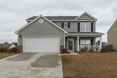 Goose Creek Single Family Home For Sale: 539 Flycatcher Drive