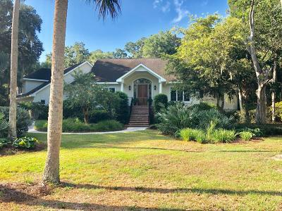 Seabrook Island Single Family Home For Sale: 2667 Foxlair Ct.