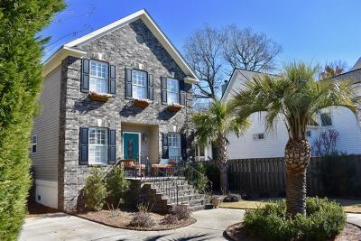 Charleston Single Family Home For Sale: 812 Harbor Place Drive