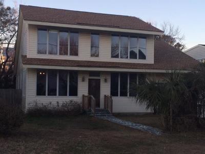 Isle Of Palms Single Family Home For Sale: 509 Carolina Boulevard