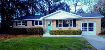 Whitehouse Plantation Single Family Home For Sale: 1352 Hermitage Avenue