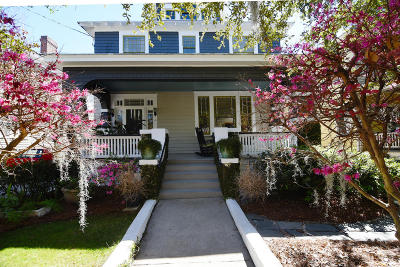 Charleston SC Single Family Home For Sale: $995,000
