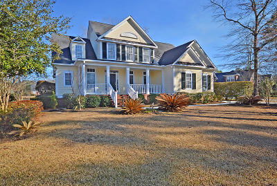 North Charleston, West Ashley Single Family Home Contingent: 8709 Herons Walk