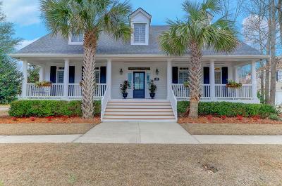 Daniel Island Single Family Home For Sale: 101 Lucia Street