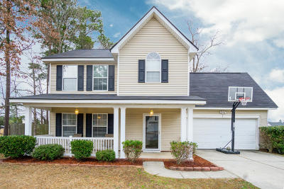 Goose Creek Single Family Home Contingent: 100 Penzance Boulevard