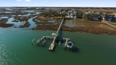 Charleston County Attached For Sale: 1635 Folly Creek Way #D-1