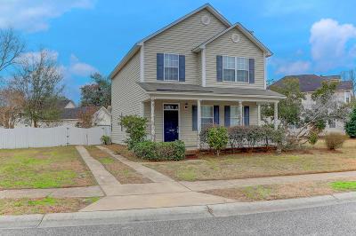 Jamestowne Village Single Family Home For Sale: 1480 Swamp Fox Lane