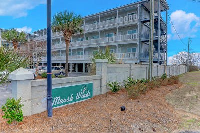 Charleston County Attached For Sale: 2393 Folly Road #1 C