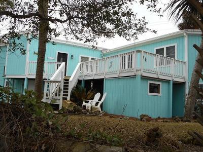 Edisto Beach Single Family Home Contingent: 213 Palmetto Boulevard