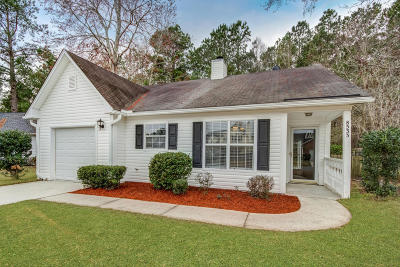 Single Family Home Contingent: 8533 Brookforest Drive
