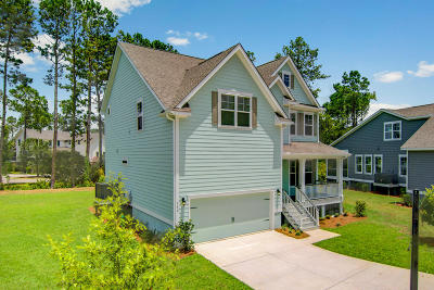 Mount Pleasant Single Family Home For Sale: 302 Turnstone Street