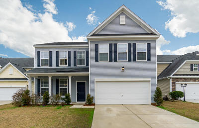 Goose Creek Single Family Home For Sale: 454 Green Park Lane