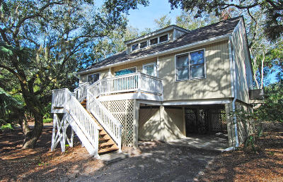 Seabrook Island Single Family Home For Sale: 522 Cobby Creek Lane