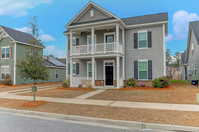 Charleston Single Family Home For Sale: 1216 Topside Drive