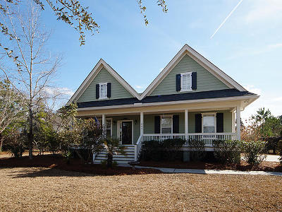 Mount Pleasant Single Family Home For Sale: 335 Commonwealth Road