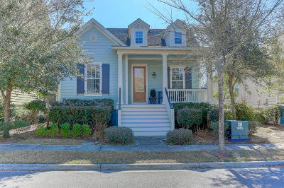 Charleston SC Single Family Home For Sale: $518,000