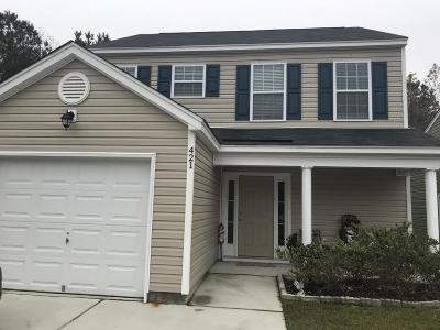 Single Family Home For Sale: 421 Savannah River Drive
