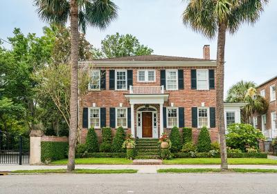 Single Family Home For Sale: 127 S Battery