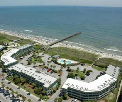 Isle Of Palms Attached Contingent: 1300 Ocean Blvd #135