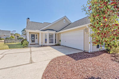 Mount Pleasant Single Family Home For Sale: 1622 Pin Oak Cut