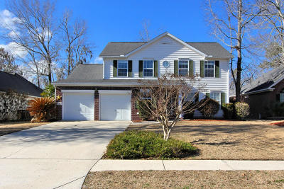 Goose Creek Single Family Home For Sale: 116 Tunstall Drive