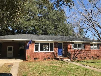 Single Family Home Contingent: 1142 Camden Street