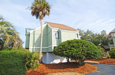 Seabrook Island Single Family Home For Sale: 917 Sealoft Drive