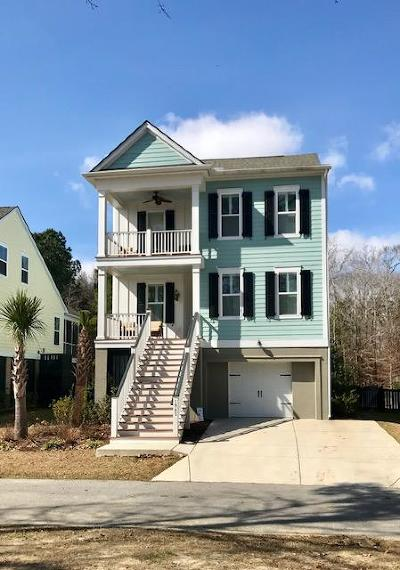 Charleston Single Family Home For Sale: 1918 Essex Farms Drive