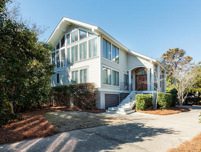 Seabrook Island Single Family Home For Sale: 2249 Catesbys Bluff