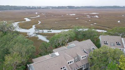 Seabrook Island Attached For Sale: 1701 Live Oak Park