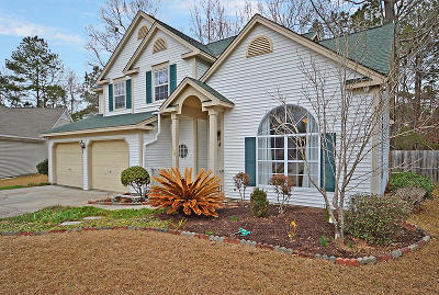 Goose Creek Single Family Home Contingent: 106 Norwich Court