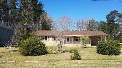 Summerville Single Family Home For Sale: 107 Lingos Drive
