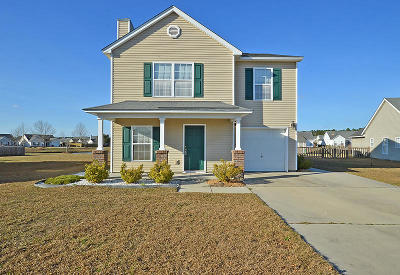 Summerville Single Family Home For Sale: 111 Donovan Ct