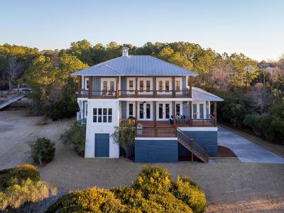 Johns Island Single Family Home For Sale: 1490 Headquarters Plantation Drive