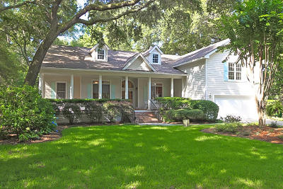 Single Family Home For Sale: 4294 Hope Plantation Drive