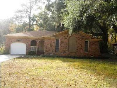 Summerville Single Family Home Contingent: 201 Maple Drive