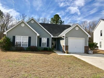 Goose Creek Single Family Home Contingent: 249 Border Road
