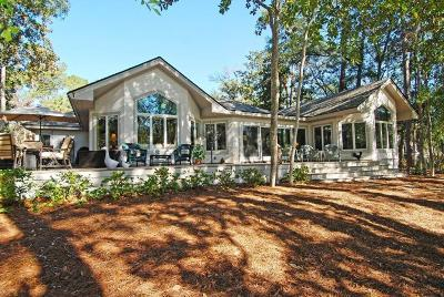 Johns Island Single Family Home For Sale: 2958 Baywood Drive