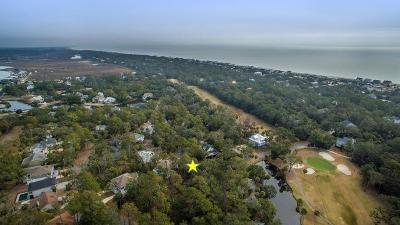 Edisto Beach Single Family Home For Sale: 33 Whalers Court
